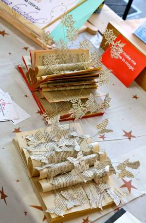 Les livres magiques...