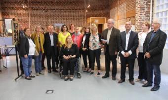 Visite des représentants de la municipalité d'Orchies