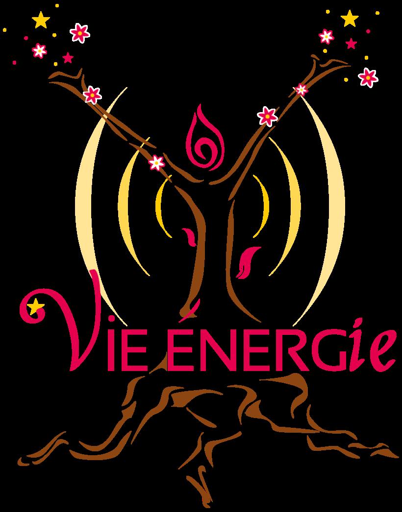 Logo - Vie Energie - Caroline Dewaele - cAro igano