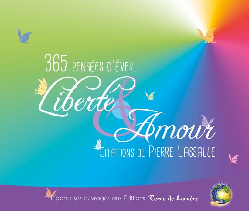 365 Pensées d'Eveil - Pierre Lassalle - Editions Terre de Lumière