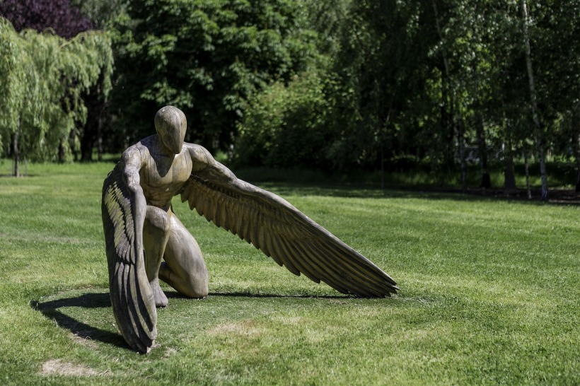 Ange - Nuit sainte Verseau - #1nuit1poeme