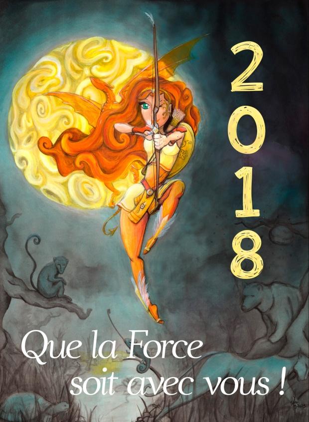 Amazone 2018 - Caroline Dewaele - cAro igano