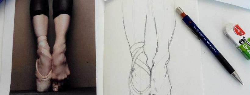 Feetbruary - Caroline Dewaele - cAro du bulbe