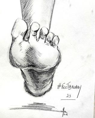 Feetbruary23