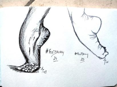 Feetbruary24-25