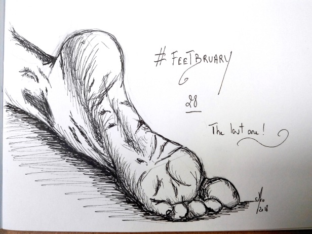 Feetbruary28