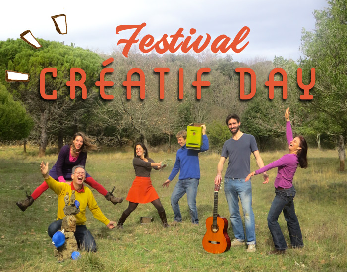 Festival Créatif Day - Kaya Team Universe