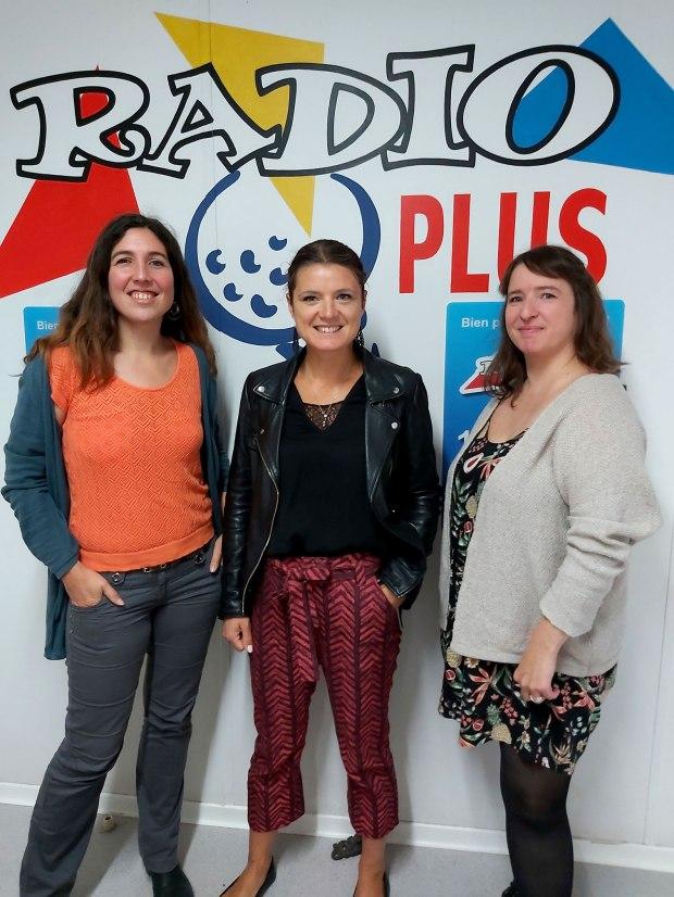 Radio Plus - Caroline Dewaele